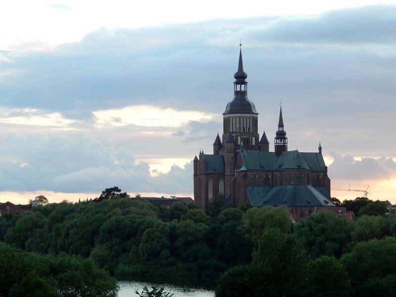St. Marienkirche in Stralsund1 (Foto: bazbo)