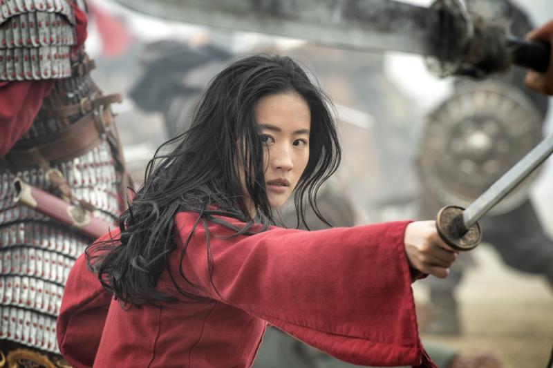 Mulan: Yifei Liu