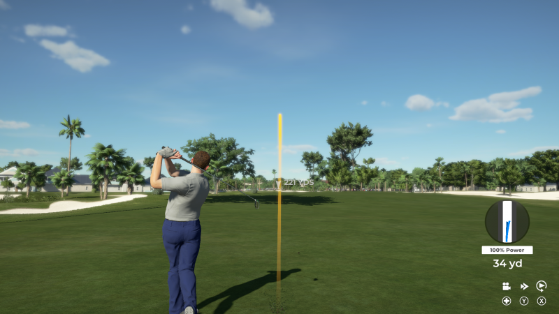 PGA TOUR 2K21 - Swing (Foto: 2K Games)