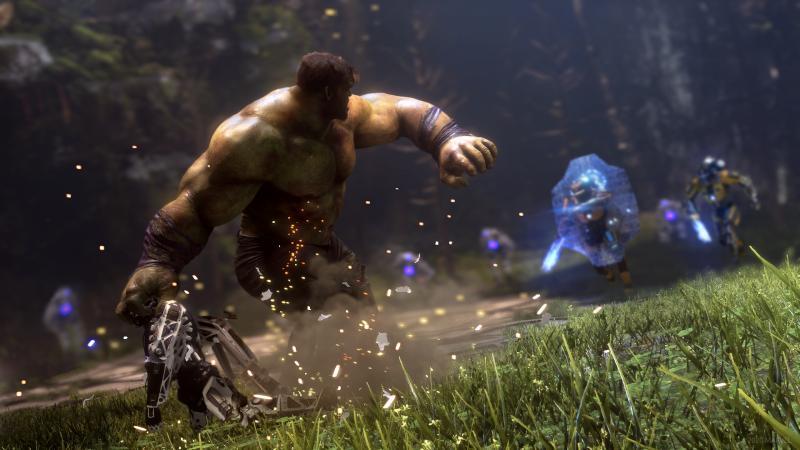 Marvel's Avengers - Hulk Smash (Foto: Square Enix)