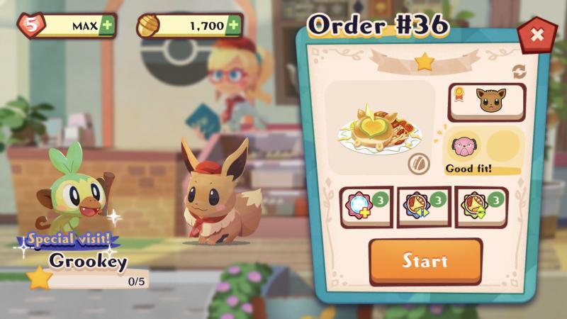 Pokemon Cafe Mix (Foto: The Pokémon Company International)