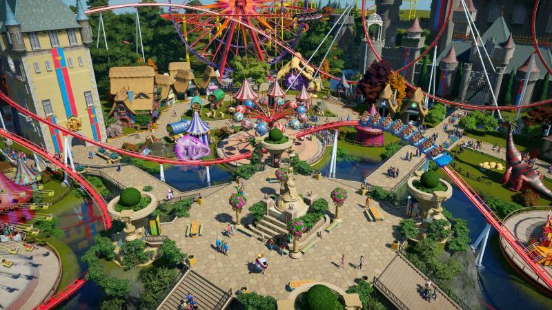 Planet Coaster - Console Edition (Foto: Frontier Developments)