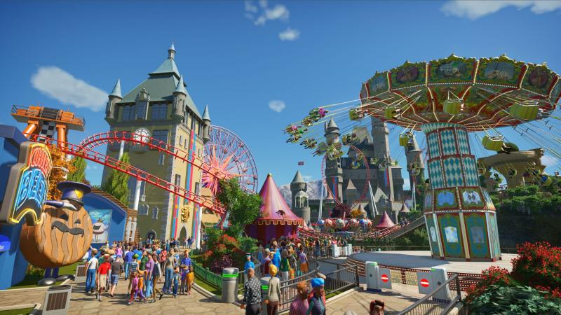 Planet Coaster - Console Edition (Foto: Frontier Developments)
