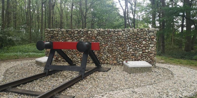 Dodenherdenking 4 mei 2021 - Terugblik op het Westerborkpad  (Foto: FOK!)
