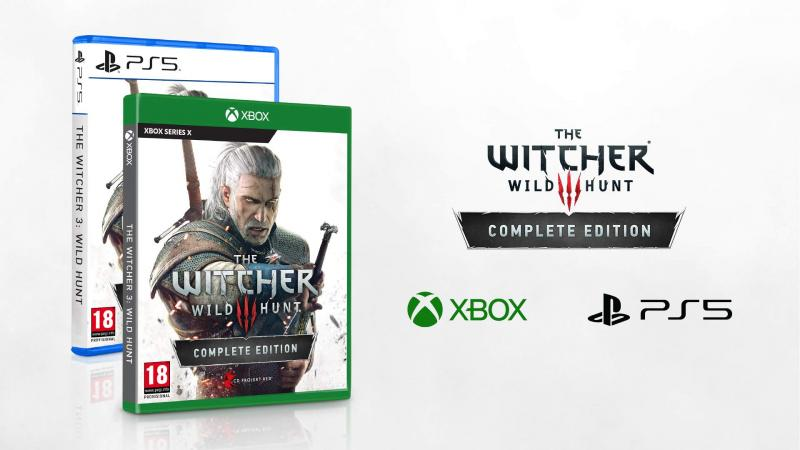Witcher 3 next-gen pack shots