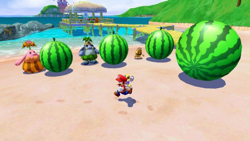Super Mario 3d All-Stars Sunshine