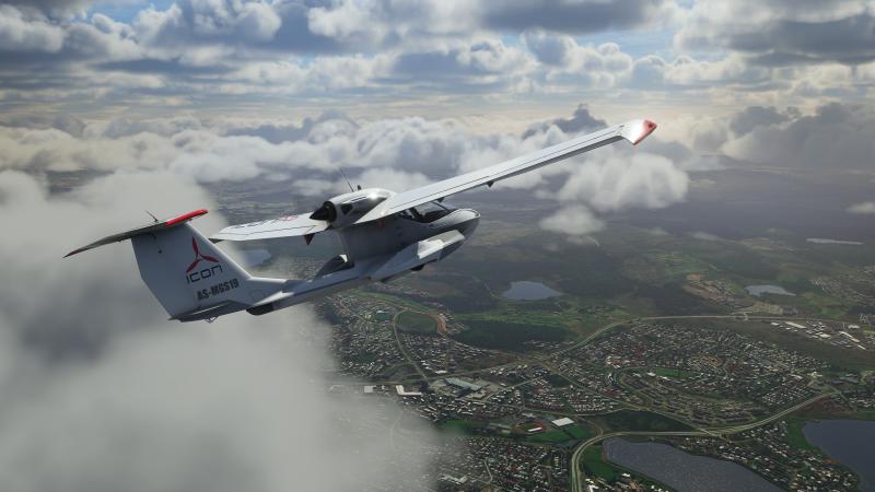 Microsoft Flight Simulator (Foto: Microsoft)