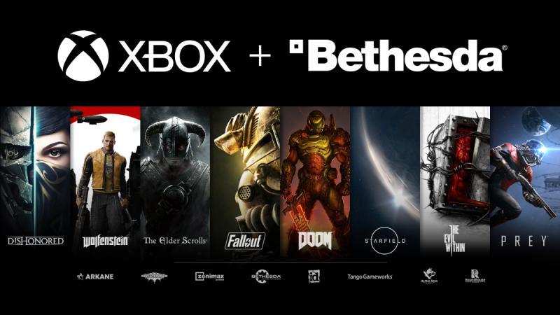 Xbox koopt Bethesda