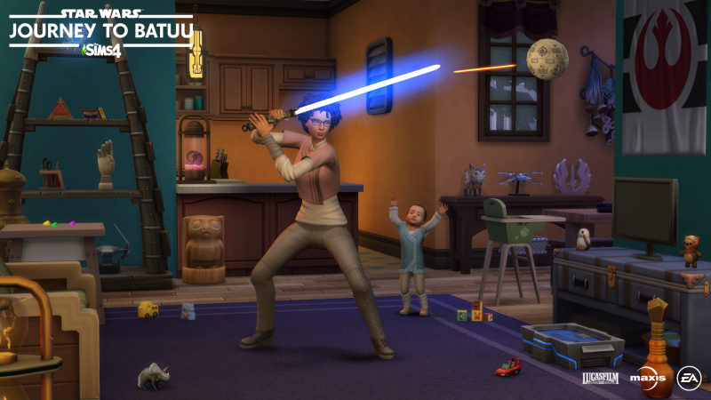 De Sims 4 - Journey to Batuu (Foto: Electronic Arts)