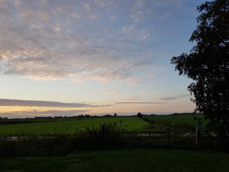 Mooi weids landschap in Joure (Foto: spylacopa_68)