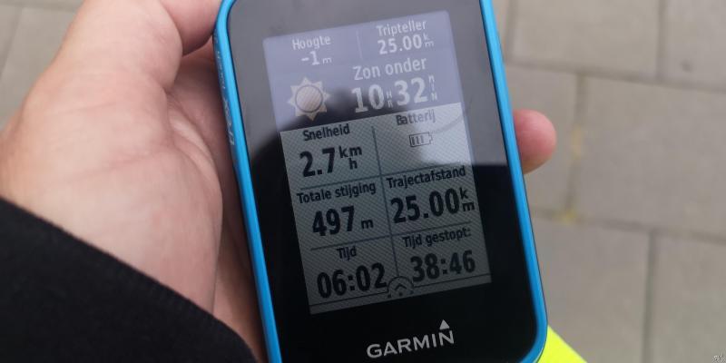 25 km hartstocht