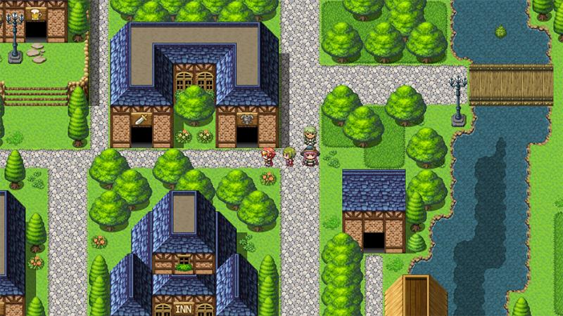 RPG Maker MV - Overworld (Foto: NIS America)