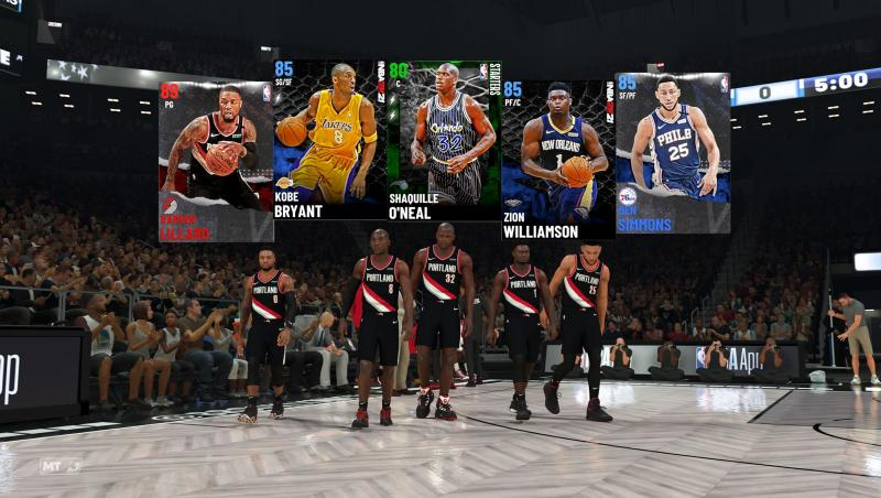 NBA 2K21 - MyTeam (Foto: 2K Games)