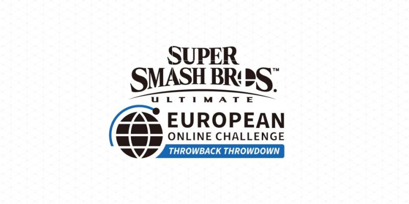 Super Smash Bros. Ultimate - Throwback Throwdown event