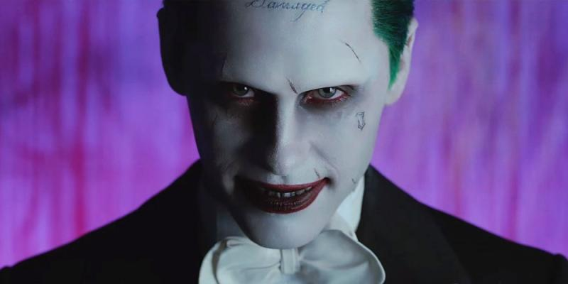 Jared Leto als The Joker