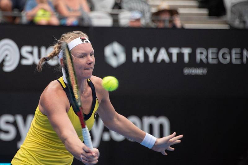 Bertens mist Australian Open na operatie aan achillespees (WikiCommons/Rob Keating)