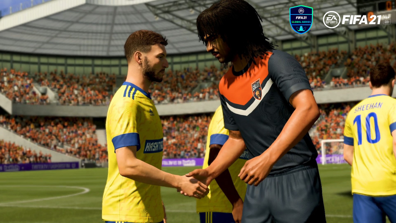 Team Gullit in FIFA 21
