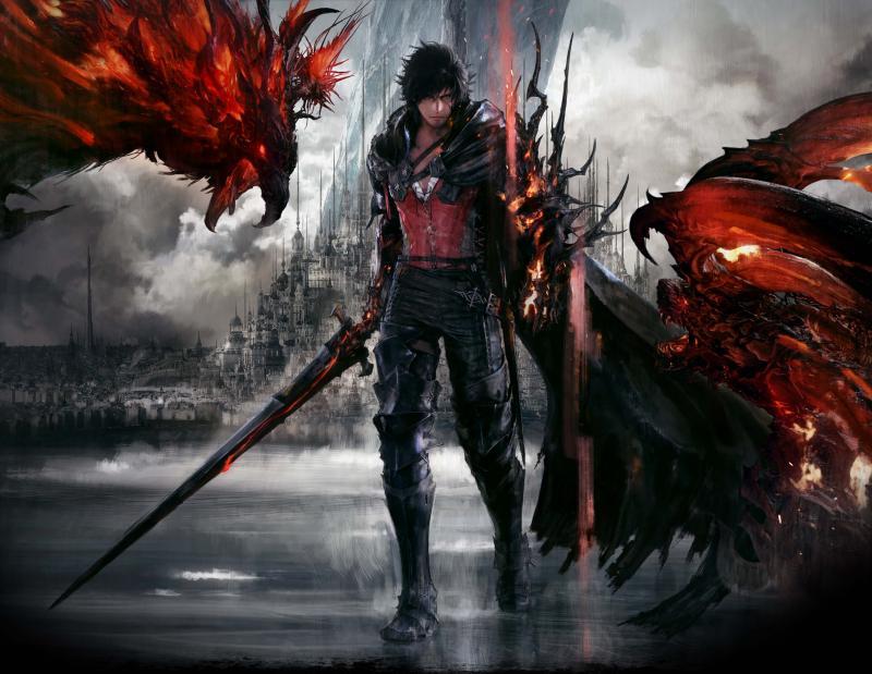 Final Fantasy XVI - Keyart (Foto: Square Enix)