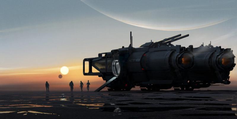 Nieuwe Mass Effect in ontwikkeling