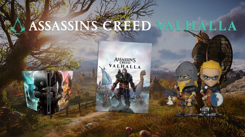Assassin's Creed: Valhalla - Goodiepakket (Foto: Ubisoft)