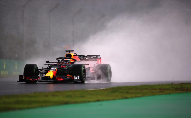 """Verstappen blikt terug op GP Turkije: """"Het was totaal niet leuk om er te rijden"""" (Getty Images / Red Bull Content Pool)"""