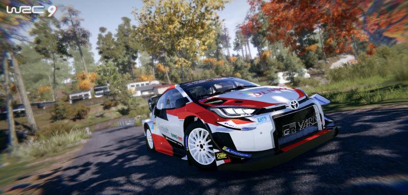 WRC 9 - Next-gen (Foto: Nacon)