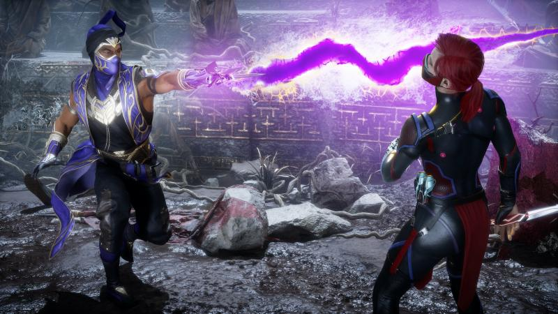 Mortal Kombat 11 Ultimate - Rain (Foto: Warner Bros.)