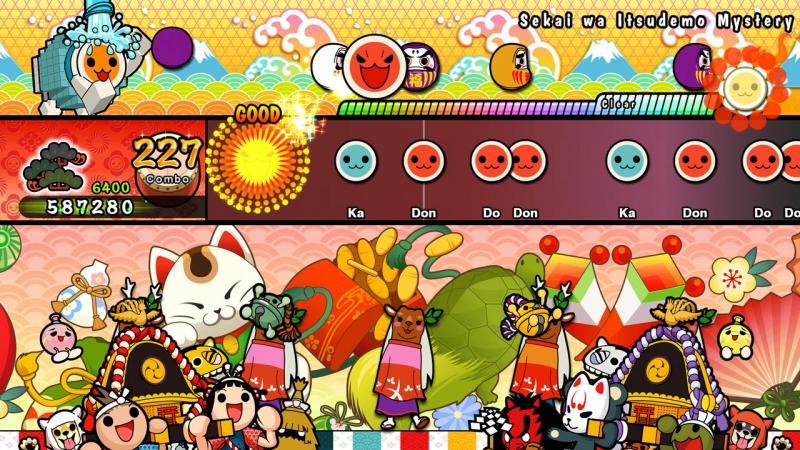 Taiko no Tatsujin: Rhythmic Adventure Pack (Foto: Bandai Namco)