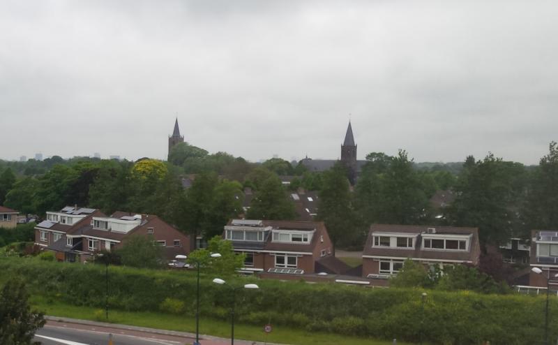 Bewolkt in Houten  (Foto: bondage)