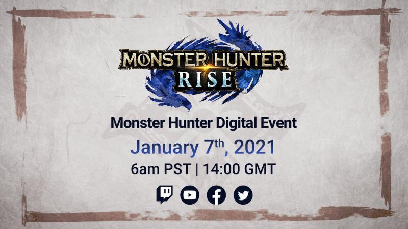 Monster Hunter Rise event