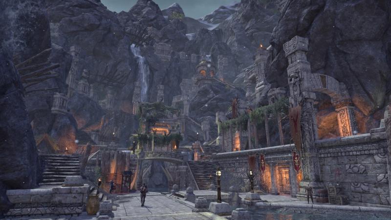 The Elder Scrolls Online- Markath (Foto: Bethesda)