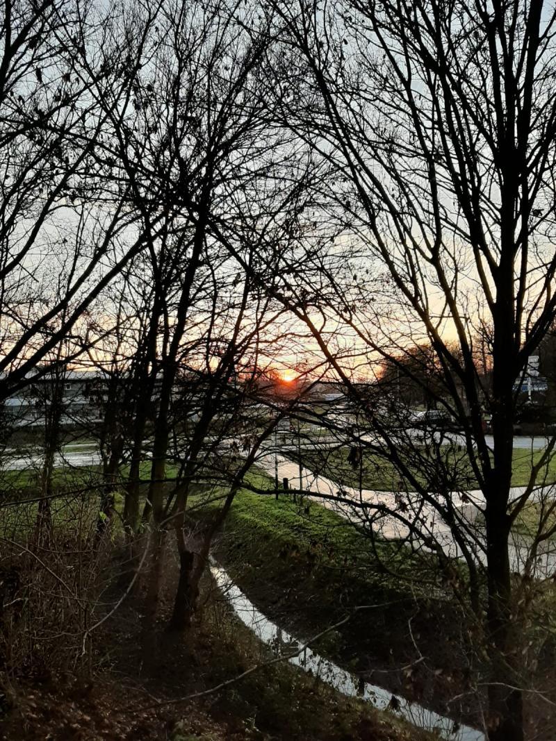 Nog net op tijd om de zon te spotten (Foto: _UserName_)