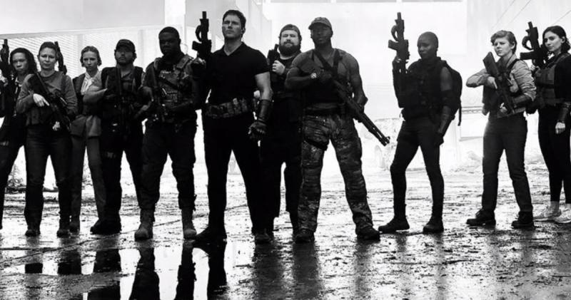 The Tomorrow War: eerste beelden