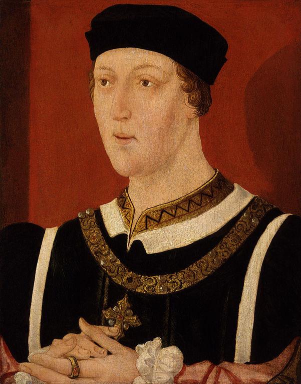 Henry VI (WikimediaCommons/National Portrait Gallery)