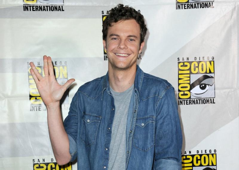 Jack Quaid Comic Con