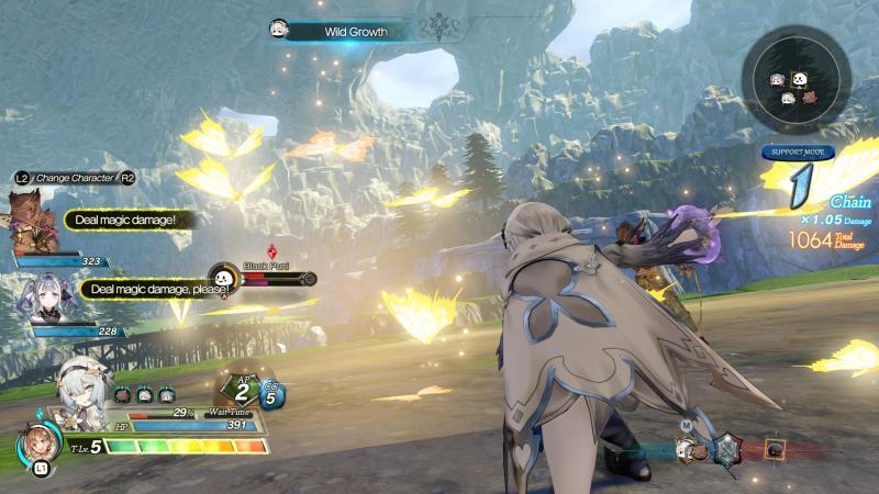 Atelier Ryza 2: Lost Legends & the Secret Fairy - Battle (Foto: Koei Tecmo)