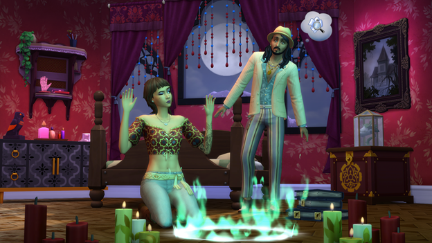 De Sims 4 Paranormaal (Foto: Electronic Arts)