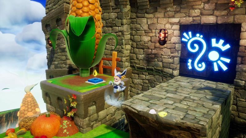 Balan Wonderworld - Kangoeroe (Foto: Square Enix)