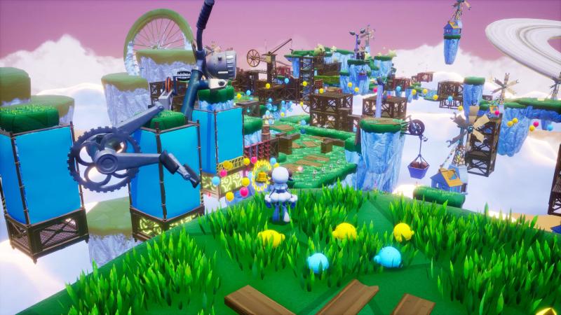 Balan Wonderworld - Schaap (Foto: Square Enix)