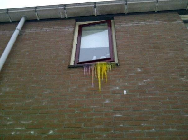 De ijspegels van Dven uit een eerdere winter (Bron: FOK!/Dven)