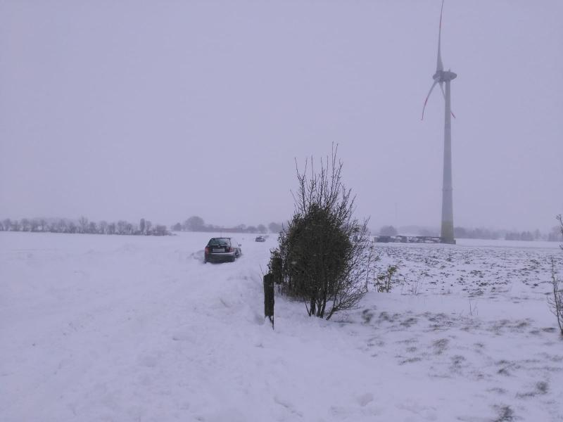 Sneeuwpret op FOK!  (Foto: qltel)