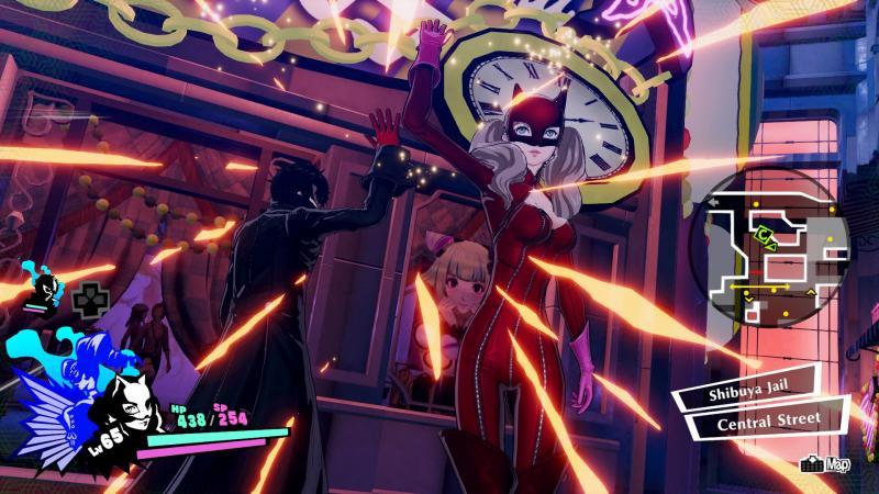 Persona 5 Strikers - Swap battle (Foto: Atlus)
