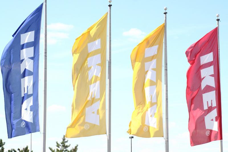 Nutteloze feitje van de dag: IKEA (WikiCommons/J. James)