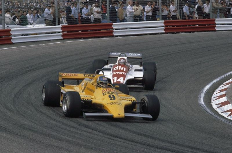 ABBA in de F1 (WikiCommons/Hans van Dijk / Anefo)