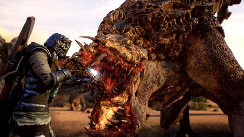 Outriders op Stadia (Foto: Square Enix)