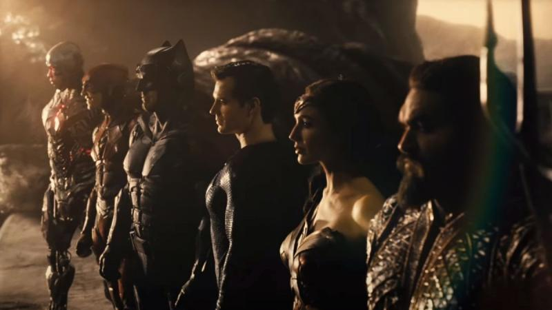 Zack Snyder's Justice League: Line-up