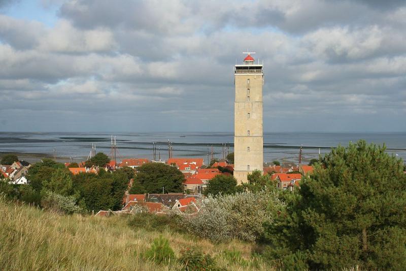 De Brandaris (WikiCommons/jhellingman)