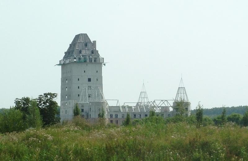 Het nutteloze feitje van de dag: ruïne in Almere (WikiCommons/M.P. Tillema)