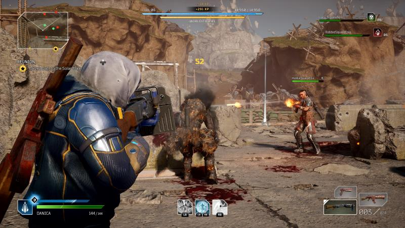 Outriders - Gameplay (Foto: Square Enix)