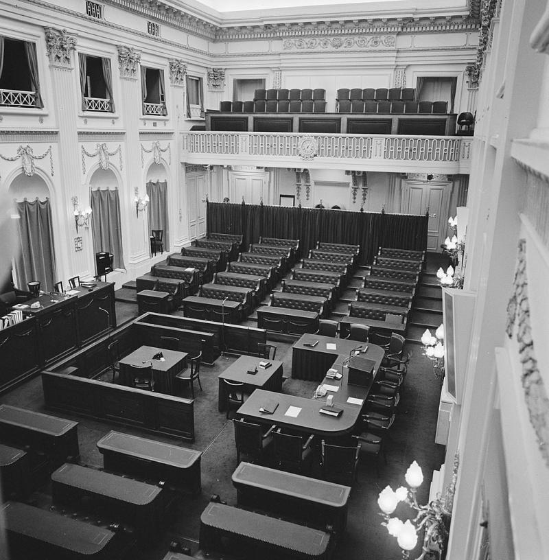 Het nutteloze feitje van de dag: heel even Tweede Kamerlid (WikiCommons/Rob Croes/Anefo)